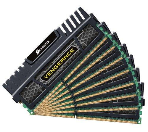 Corsair DDR3 VENGEANCE 64GB/1600 (8*8GB) CL9-9-9-24