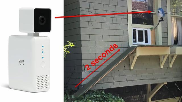 Kamera Amazon DeepLens dzięki nauczaniu maszynowemu uczy się rozpoznawać obiekty