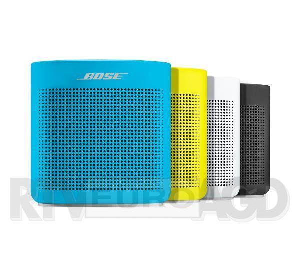 Bose SoundLink Color Bluetooth II (czarny) - RATY 0%