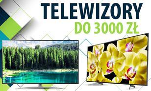 Jaki telewizor do 3000 zł? | TOP 5 |