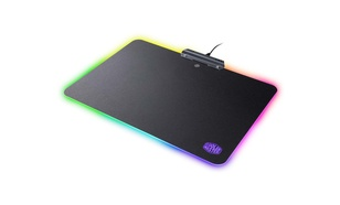 Cooler Master RGB Hard Gaming Mouse Pad