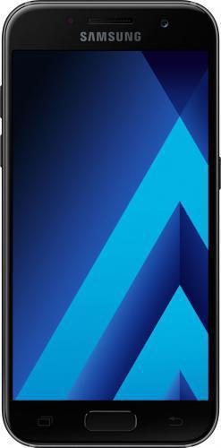Samsung Galaxy A3 (2017) Black Sky (SM-A320FZKNXEO)