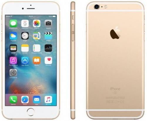 Apple iPhone 6S Plus Złoty (MN2X2ZD/A)
