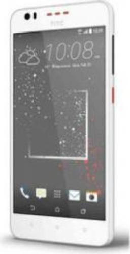 HTC Desire 530 Biały z kolorowymi kropkami