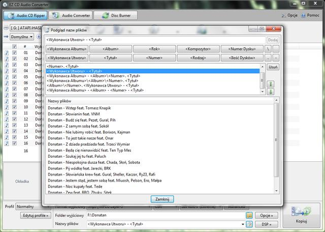 EZ CD Audio Converter 1