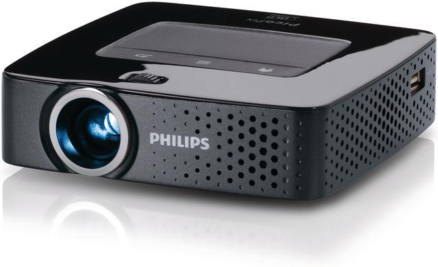 Philips PicoPix 3610 - pikoprojektor z systemem Android