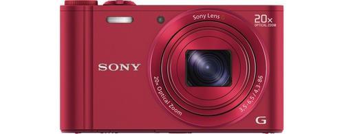 Sony DSC-WX300 red 18,2Mpix,20xOZ
