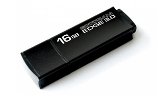 GoodRam Edge 16GB USB 3.0 Czarny 48/25MB/s