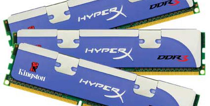 Kingston HyperX DDR3m - najszybsze pamięci RAM