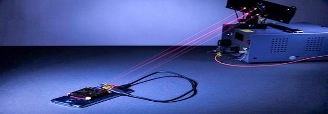 Ładowanie Laserem