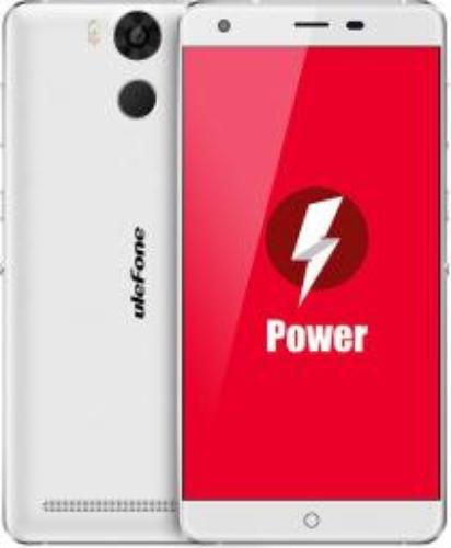 Smartfon UleFone Power Biały (U6937748730385_W)