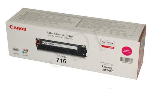 CANON Toner Czerwony 716M=CRG716M=1978B002, 1500 str.