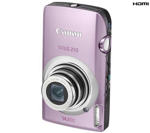CANON Digital IXUS 210 (RÓŻOWY)