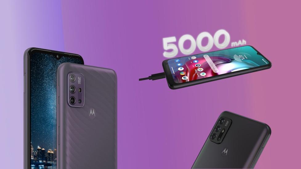 Motorola odświeża średnią półkę - Moto G10 i G30 już wkrótce w Europie!