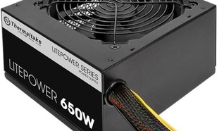 Thermaltake Litepower II Black 650W (PS-LTP-0650NPCNEU-2)