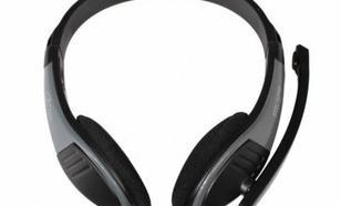Media-Tech LECTUS LIBERO stereofoniczne i regulacją głośności czarne
