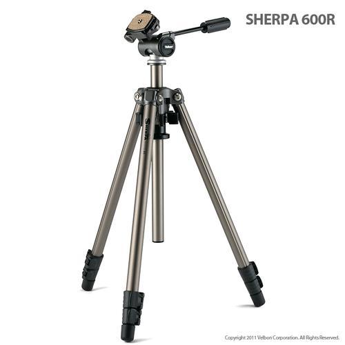Velbon Statyw Velbon Sherpa 600RN