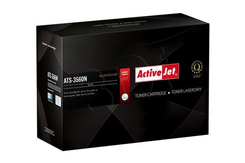 ActiveJet ATS-3560N toner Black do drukarki Samsung (zamiennik Samsung ML-3560D8) Supreme