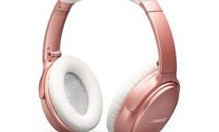 Bose QuietComfort 35 II (różowe złoto) - RATY 0%
