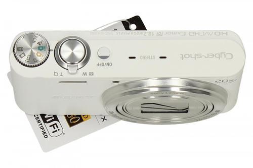 Sony DSC-WX300 white
