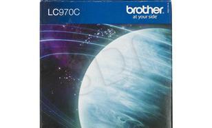 BROTHER Tusz Niebieski LC970C=LC-970C, 300 str.