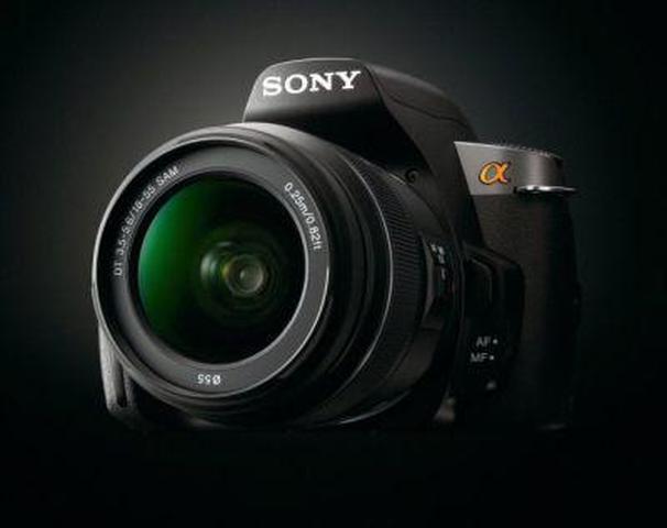 Sony a380