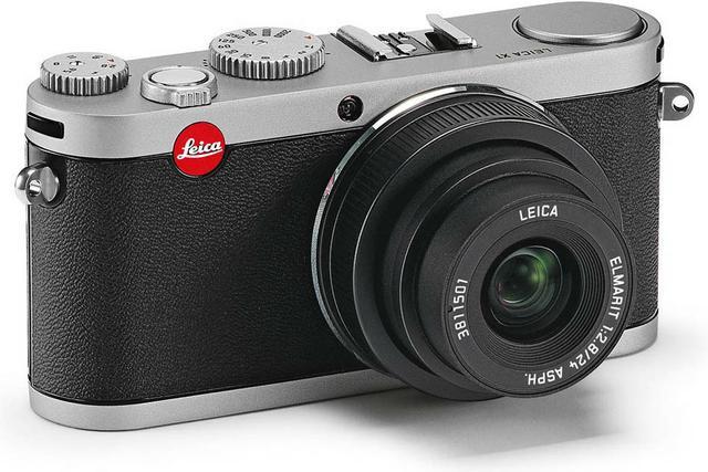 Aparat fotograficzny Leica X1