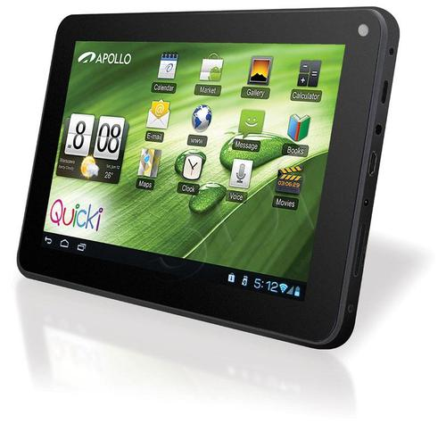 Apollo QUICKI 732 BLACK
