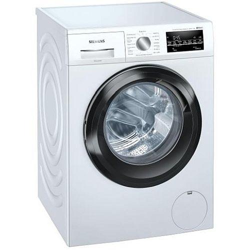 biała pralka Siemens WM14US6EPL iQ500
