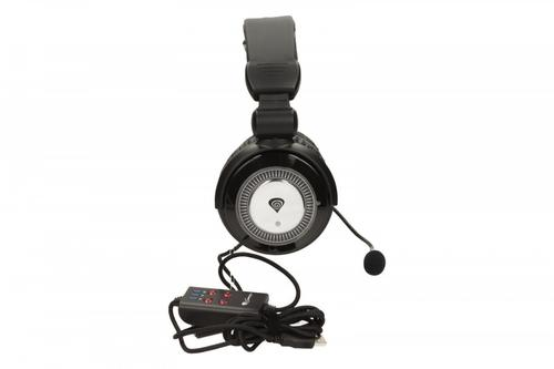 NATEC Słuchawki z mikrofonem 5.1 GENESIS HX77 GAMING