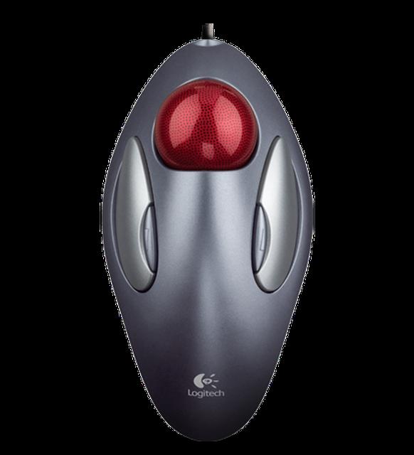 Logitech Trackman Marble - innowacyjna myszka