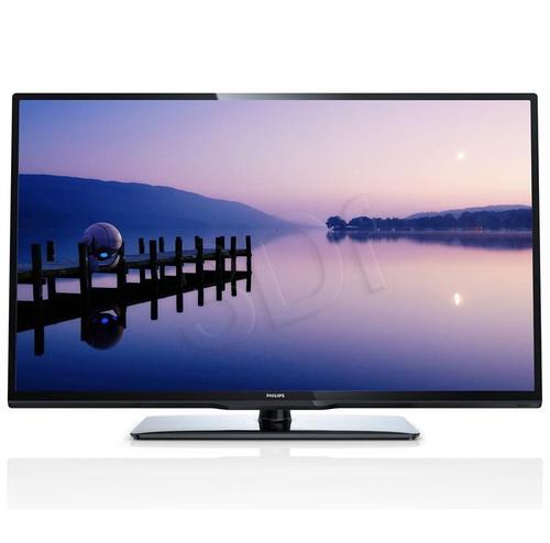"""TV 46"""" LED Philips 46PFL3108H/12 (DVB-T, 100Hz, USB multi)"""
