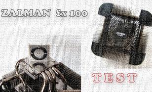 Zalman FX 100 test pasywnego chłodzenia CPU