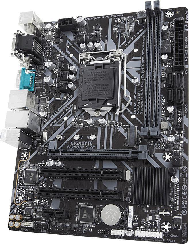 Gigabyte H310M S2P
