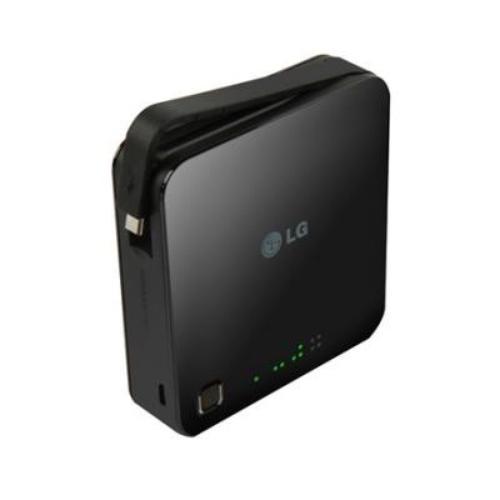 LG Powerbank BP410BB 10400 mAh Black