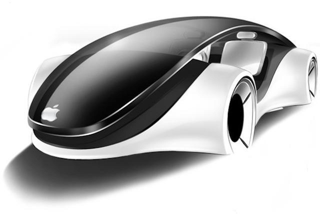 Koncepcja Samochodu Apple