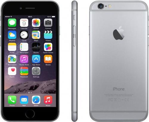 Apple iPhone 6 32GB Szary (MQ3D2AA/A)