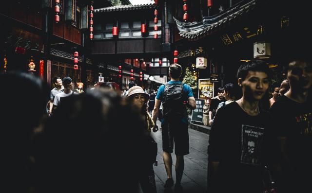 W Chinach śledzenie ludzi jest akceptowalne
