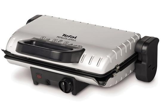 prezent na święta do 300 zł - grill elektryczny Tefal Minute Grill GC205012