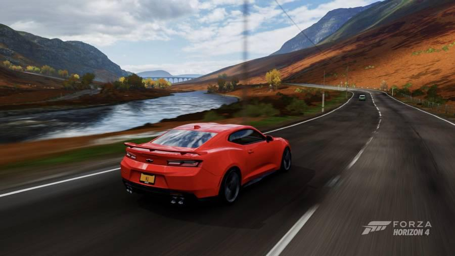 Gra Forza Horizon 4 - PC/XONE