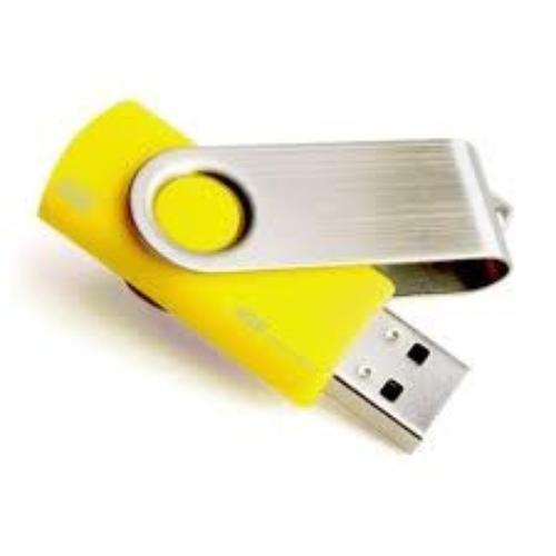 GoodRam Twister 16GB USB 2.0 Żółty