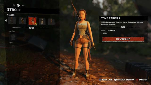 Shadow of the Tomb Raider - Dawngread graficzny
