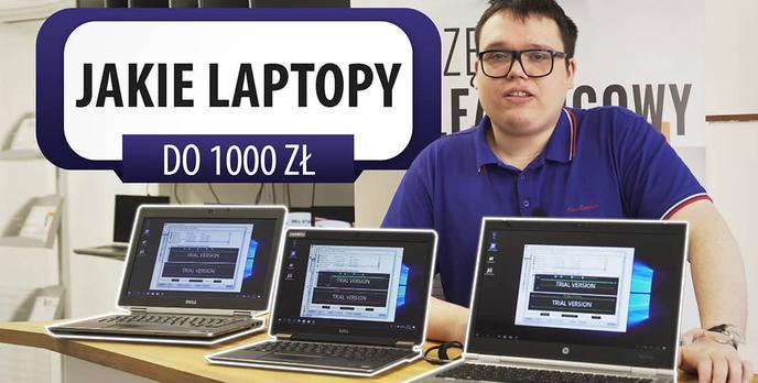 Laptopy poleasingowe do 1000 zł z AMSO - Czy warto?