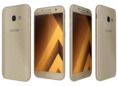 prezent dla mamy na święta - smartfon Samsung Galaxy A3 2017