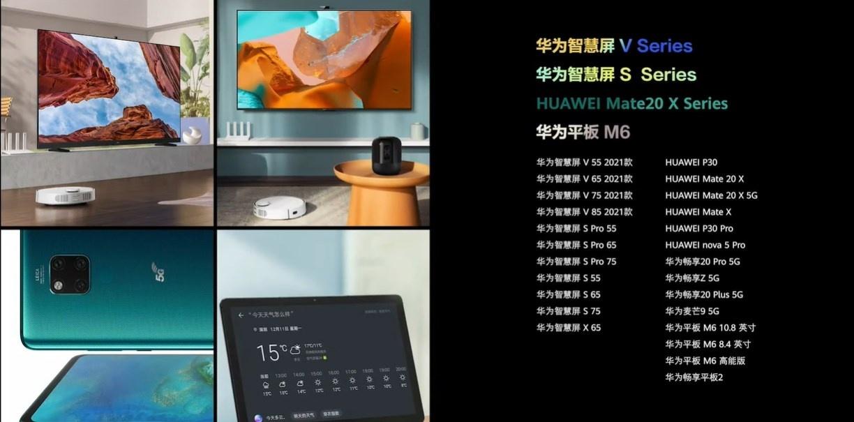 Czwarty kwartał tego roku będzie czasem aktualizacji Harmony OS dla starszych urządzeń