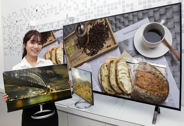 LG jest jednym z wystawców na targach CES 2018.