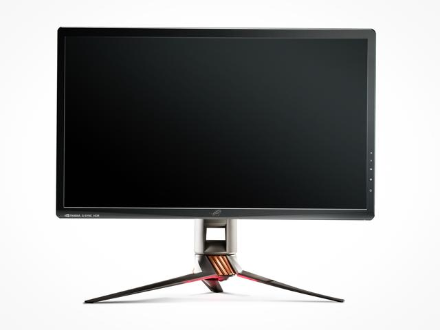 ASUS ROG SWIFT PG27UQ - front