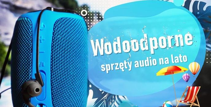 Wakacyjny duet od Creative - Wodoodporny Głośnik i Słuchawki dla sportowca