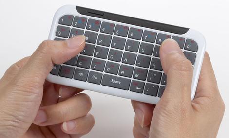Genius Mini LuxePad - Filigranowa Klawiatura Do Urządzeń Apple