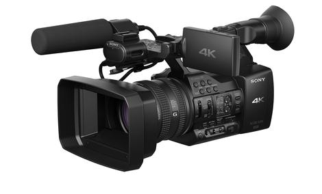 Sony PXW-Z100 - profesjonalna kamera 4K